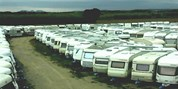 Abstellplatz - Stellplatz einzeln versperrbar - Caravan-Center-Parking S.L.